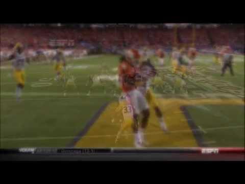 "Clemson vs LSU ""The Comeback"""