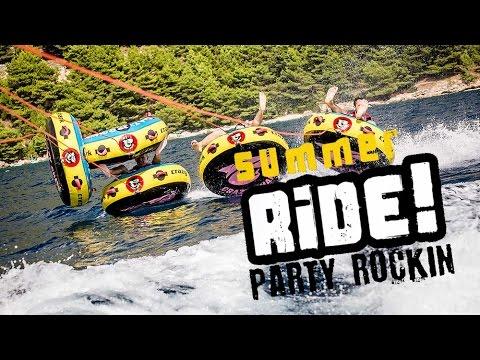 "Summer RIDE! - Živogošče, ""Party Rockin"" (2015) By LAYNO Tour"