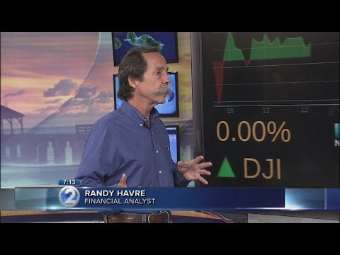Wake up 2day- Business Report with Randy Havre