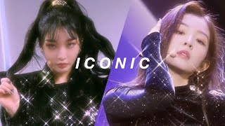 women in kpop being iconic