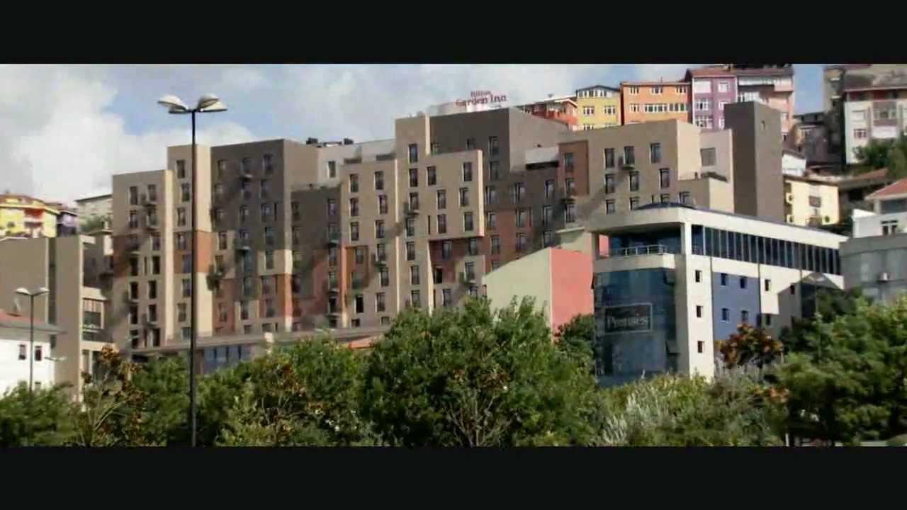 Hilton Garden Inn Istanbul English Youtube