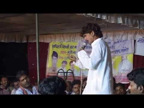HD नदिया के तीरे   Nadiya Ke Tire   Tapeshwar Chauhan   Bhojpuri Nach Program