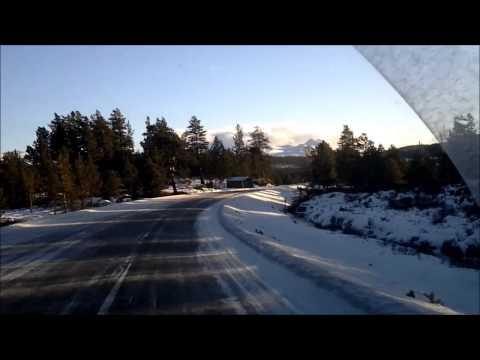 Trip to Folldal, Norway. Nov. 2012