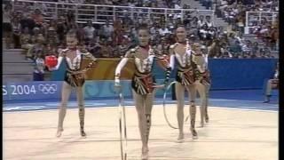 Олимпийские Игры Афины2004 нарезка