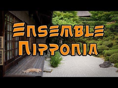 Mushi no Aikata - Ensemble Nipponia [Album: Japan: Traditional Vocal & Instrumental Music]