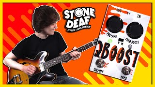 INSTANT QUEENS OF THE STONE AGE TONE AND MORE! Q Boost - Stone Deaf FX Demo