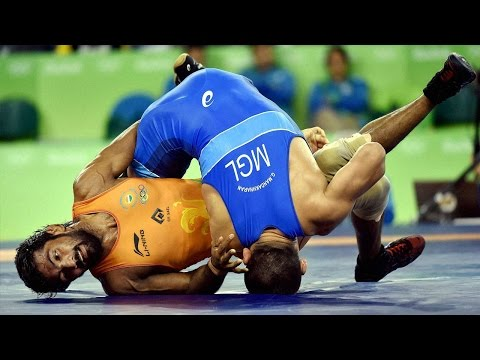 Yogeshwar Dutt fails to get medal, loses in wrestling qualifier at Rio 2016 |Oneindia News