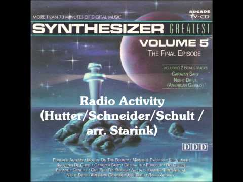 Radio Activity (Hutter / Schneider / Schult / arr. Starink)