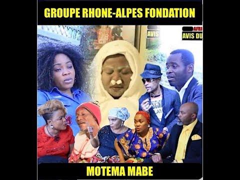 NOUVEAU THEATRE CONGOLAIS MOTEMA MABE GROUPE  RHONE -ALPES FONDATION