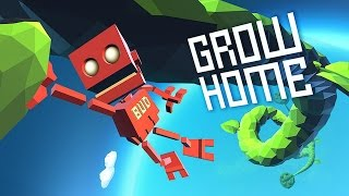 Grow Home Gameplay (4K)