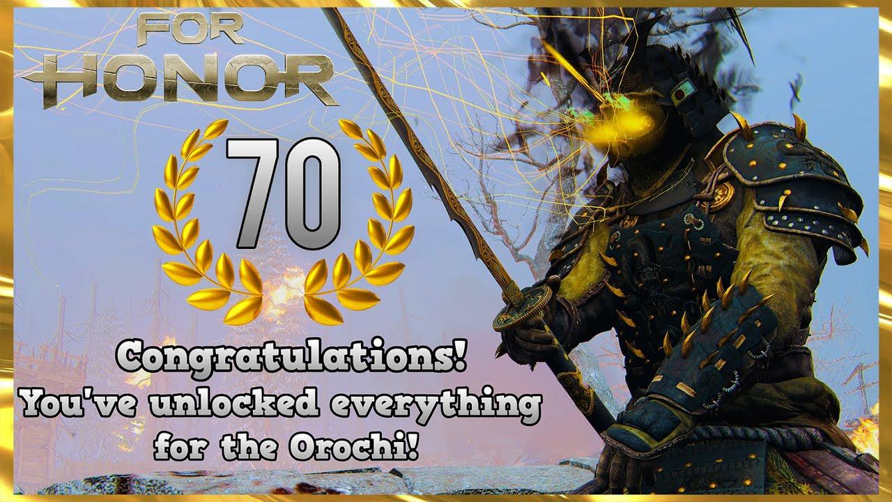 We did it!... Again! - Orochi Brawls Ep.#327 [For Honor]