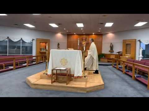 Daily Mass & Rosary - May 15, 2020 6:30 AM