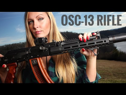 OSC-13 Rifle Collaboration with M13 Industries