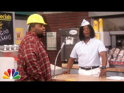 Kenan & Kel Reunite for 'Good Burger' Sketch