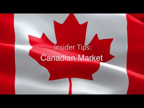 Insider Tips Canadian Market | Brexit Proof your Business