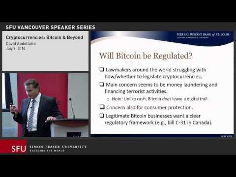 Cryptocurrencies: Bitcoin & Beyond
