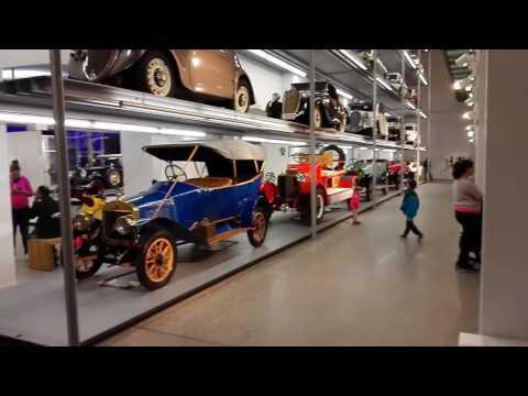 Škoda Muzeum Mladá Boleslav - rychlá exkurze
