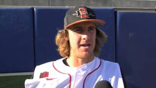 The Mountain West Digital Network chats with San Diego State junior RHP Philip Walby