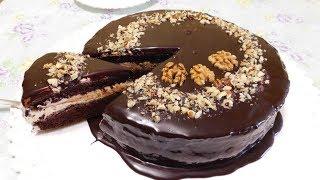 Осон Лекин Жуда Майин Торт Шоколадный Торт Вкусный Рецепт торт тайёрлаш пишириклар крем UZBEK AYOLI