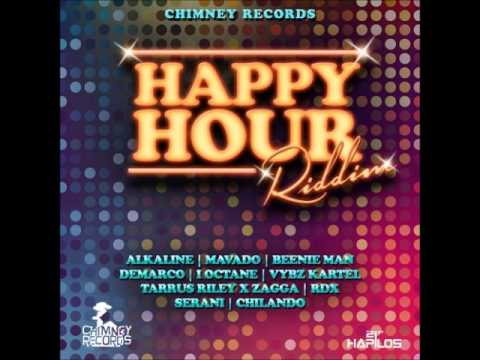 Happy Hour Riddim Mix - (ALL SONGS) 2015 [FULL]  By Dj Stulla