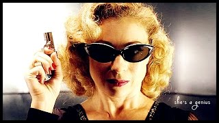 she's a genius | river song.