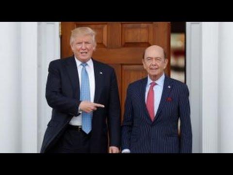 Wilbur Ross: TPP is not going to happen