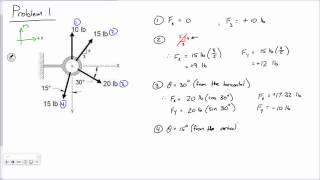 FE Exam Review: Statics, Dynamics, Mechanics of Deformable Bodies (2016.11.07) thumbnail
