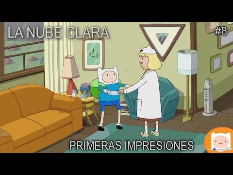 The Light Cloud (La Nube Clara) | Hora De Aventura | PRIMERAS IMPRESIONES Y TEORÍAS