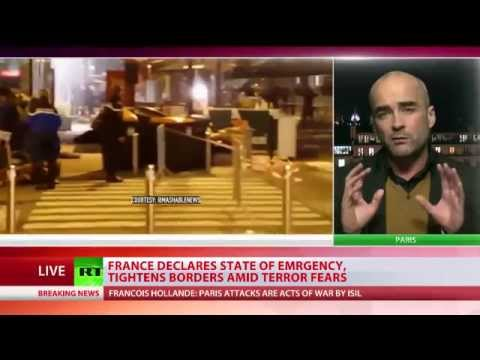 Paris Terrorist Attacks: RT Interview Just Destroyed the CIA and Fake U.S. News in 10 Minutes