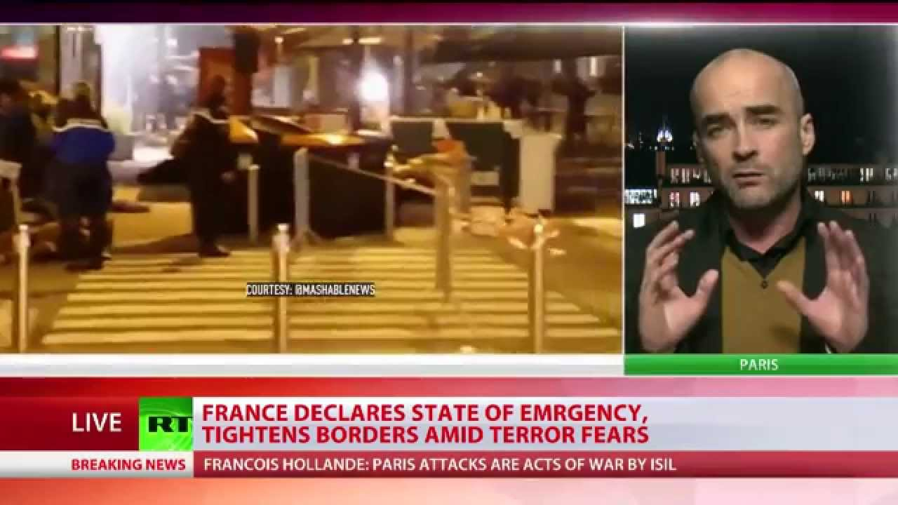 Paris Terrorist Attacks: RT Interview Just Destroy