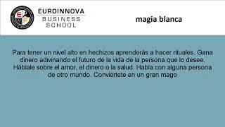 Magia Blanca Web Oficial Euroinnova