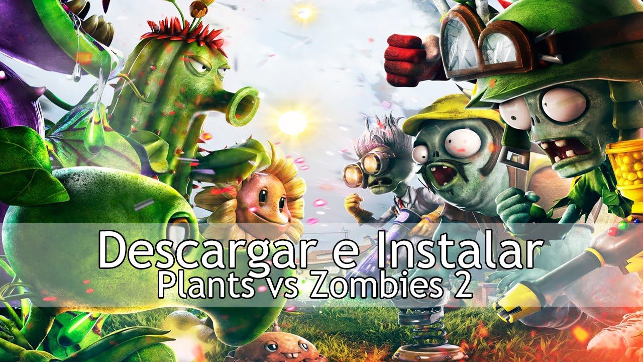 Plants Vs Zombies Completo Gratis Para Pc Peatix