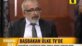 Başbakan R. Tayyip Erdoğan'ın Mütefekkir Salih Mirzabeyoğlu Hakkındaki Açıklaması