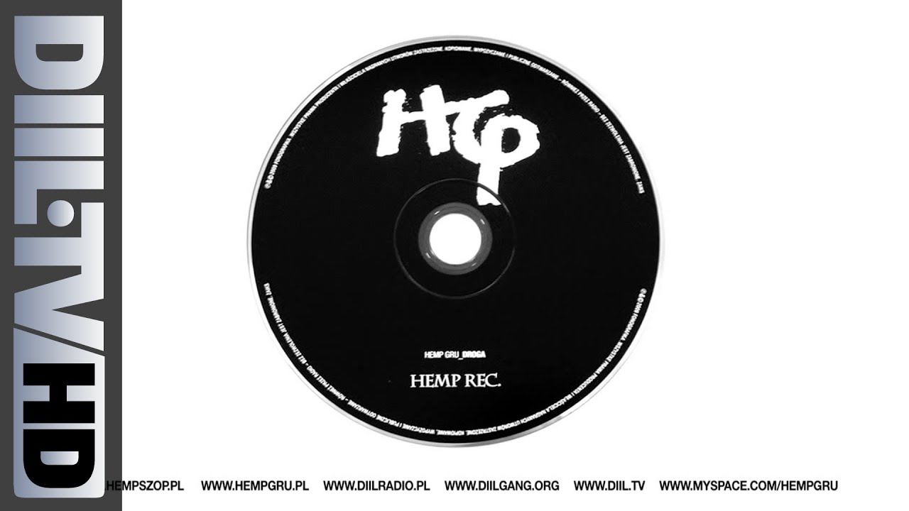 Hemp Gru - Właśnie Tak feat. Bob One, Ras Luta, Bas Tajpan, Miuosh (audio) [DIIL.TV]