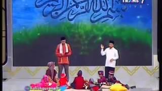 Hafiz Quran - Ustad Yusuf Mansyur dan Abi Bachtiar