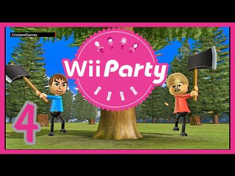 Wii Party Parte 4 Juego Libre 1 Contra 1 Espanol Hd