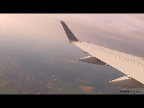 LOT flight LO351 (Warsaw - Munich) E175