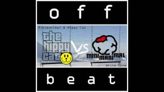 Offbeat presents: Minimanimal & Hippy Cat - White Line