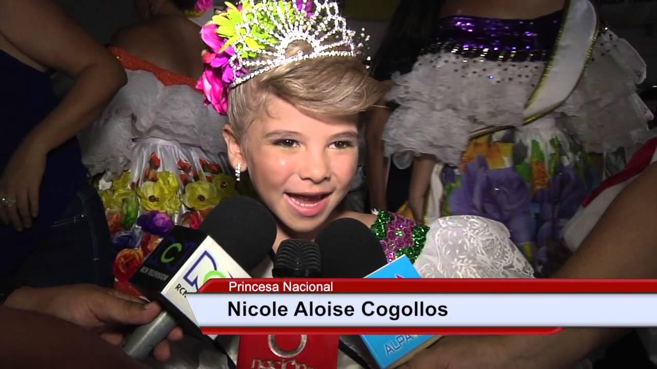 27977 >> Coronación Reina Nacional Infantil del Sanjuanero Huilense - YouTube
