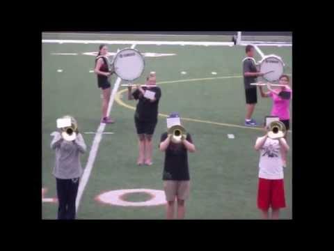 Saugatuck High School Band Camp Walk-Through
