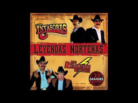 """Leyendas Norteñas """"22 Grandes Exitos"""" (Disco Completo)"""