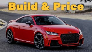 2021 Audi TT RS Coupe - Build …
