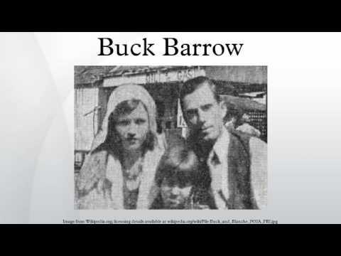 Buck Barrow