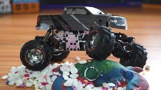 HBX Devastator 1/24th Scale 4 Way Steering RC Rock Crawler