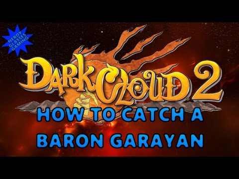 Dark Cloud 2 (Dark Chronicle) - How To Catch A Baron Garayan (PS4 Gameplay)