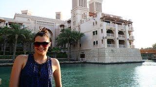 La Marina, el Burj Al Arab y Madinant Jumeirah en Dubai