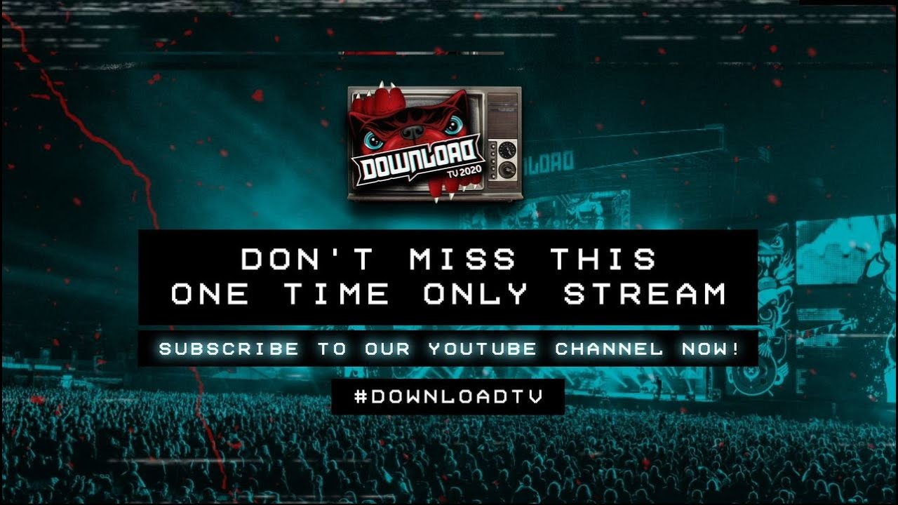 Download Festival Tv The Wait Is Almost Over Youtube