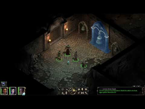 Pillars of Eternity: Hero Edition --- Game has started Part 7 by #Paradox & #Obsidian |