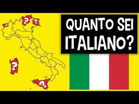 TEST di CITTADINANZA ITALIANA (riesci a SUPERARLO?)