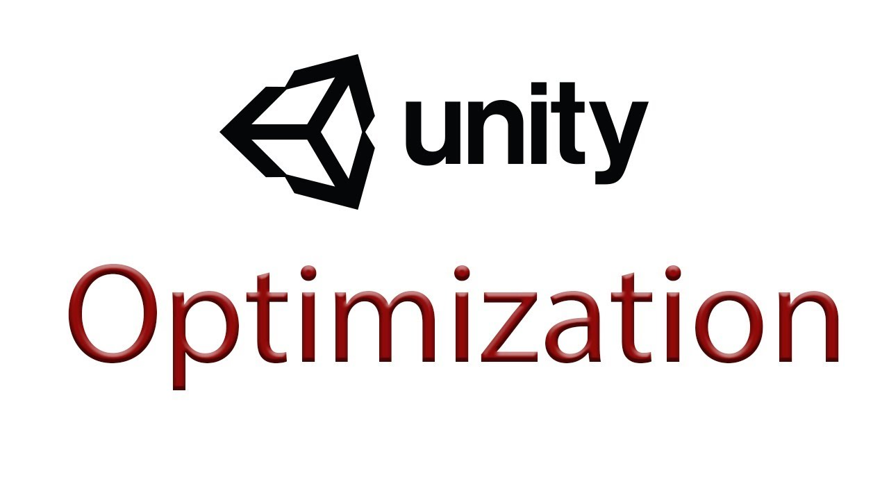 How to optimize your Unity Project (in 5 mins)